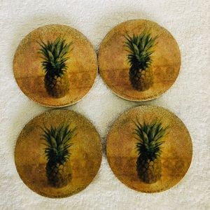 Other - 💛Pineapple Coasters
